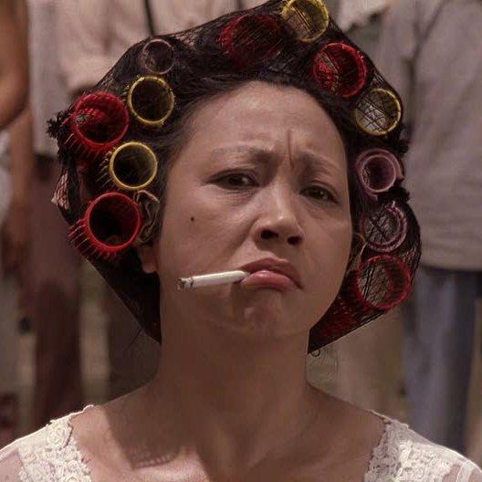 元秋在「功夫」演出堪稱經典,沒有在續集演員表上顯得詭異。圖/摘自HKMDB