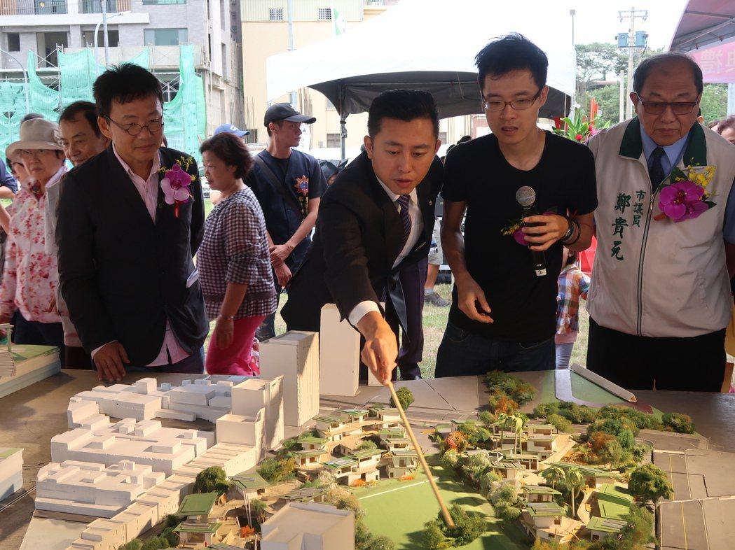 關埔國小以城市中的森林校園為概念,保留大量公共空間,讓孩子有充分遊戲和探索自然的...