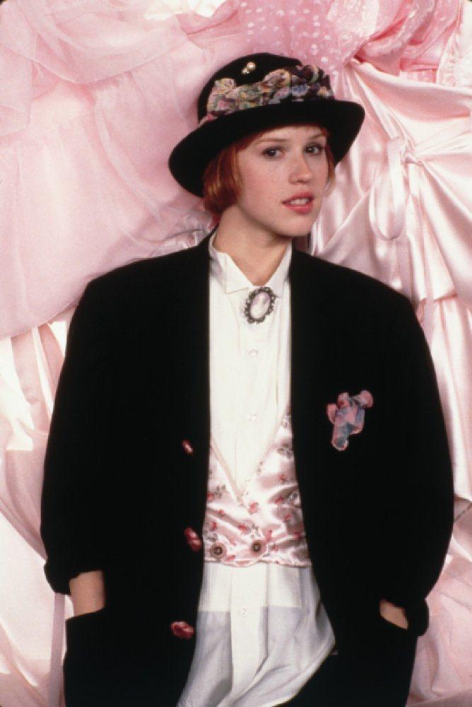 摩莉倫華曾是美國最紅的少女偶像。圖/摘自imdb
