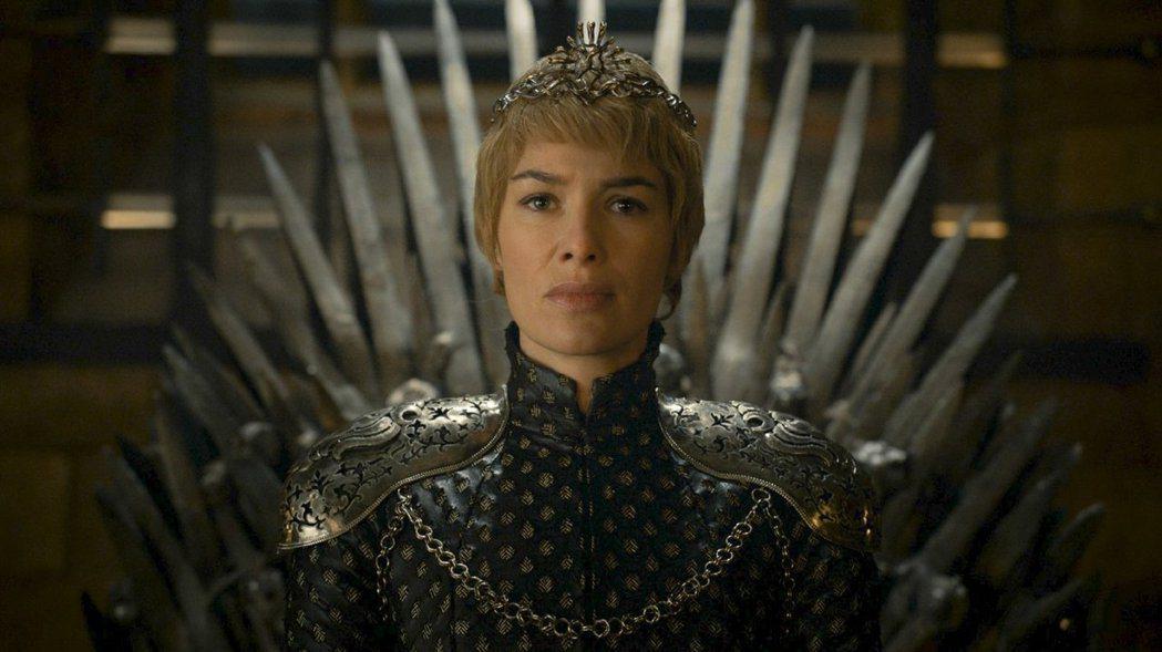 蓮娜海蒂在「冰與火之歌:權力遊戲」飾演邪惡女王,全球知名。圖/摘自imdb
