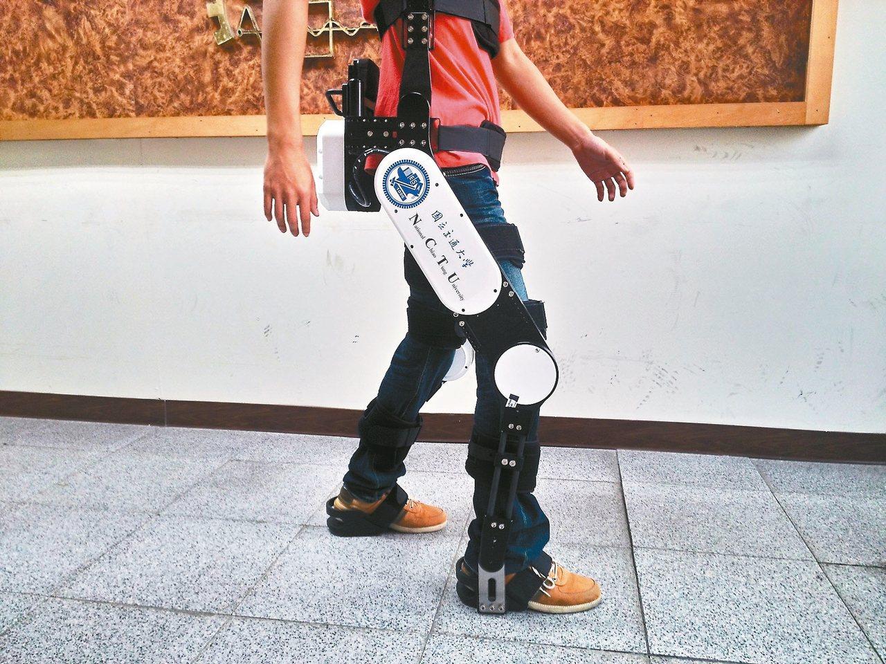 大學育才搶機器人商機,台、成、交、清大等甚至有專門碩士學位學程。 圖/交通大學提...