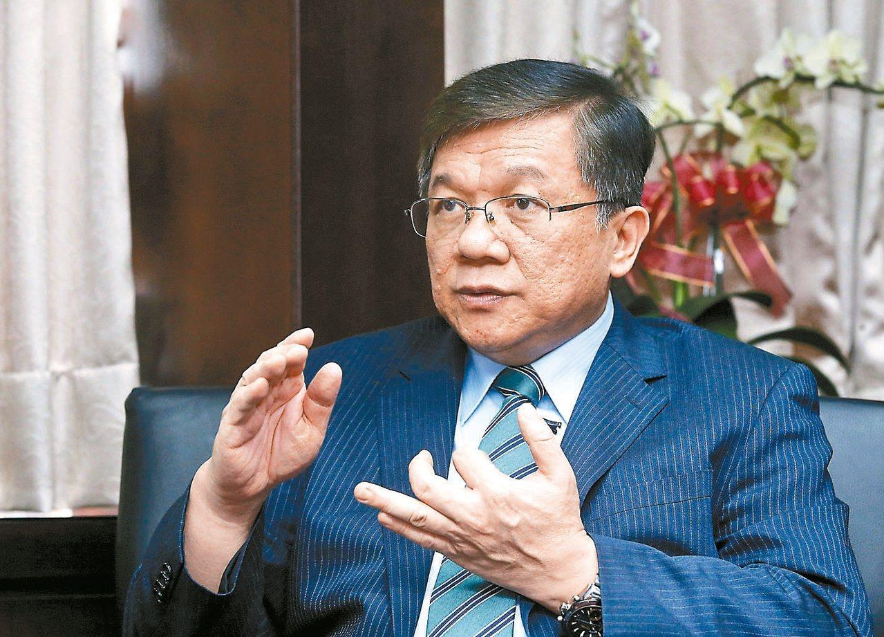 前經濟部長李世光表示,雙方持續溝通,雙方現在暫時沒有往前走,工研院也會進行與其他...
