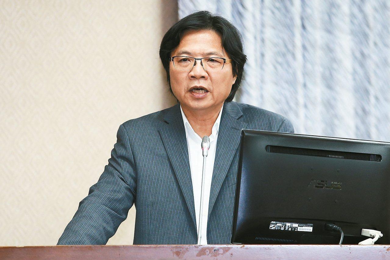 內政部長葉俊榮。 聯合報系記者王騰毅/攝影