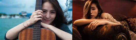 ▲人氣網紅Demi & 理萱是IDEA ROCK的愛用者。 圖/IR飾品 提供