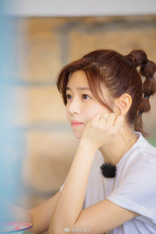 陳妍希在「我們來了」中的模樣凍齡,就宛如6年前演出「那些年」時的樣子。 圖/擷自...