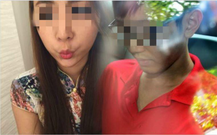 新加坡一名外型亮麗的空姐蘇苑琳遭男友一刀狠心捅死。圖/取自新加坡聯合早報