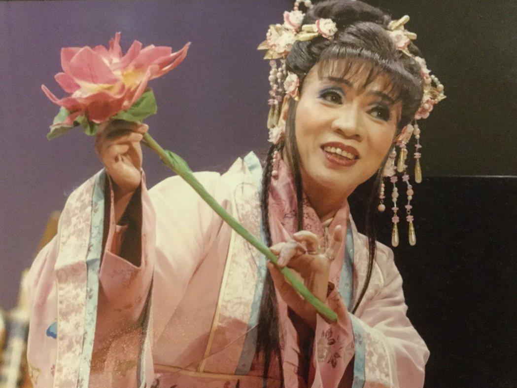 民進黨新北市議員王淑慧在議會成立歌仔戲團,推廣歌仔戲逾20年。 圖/王淑慧提供