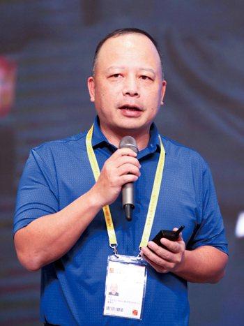 廈門弘信創業工場董事長李強。