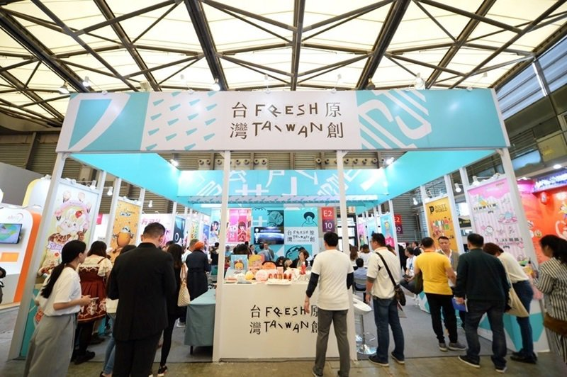 此次展場設計由台灣黃金設計團隊共同策劃。(圖/文 聯合數位文創提供)