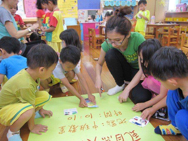 台南市教育局拚教保公共化,4年裡要設置9所非營利幼兒園。記者鄭惠仁/攝影