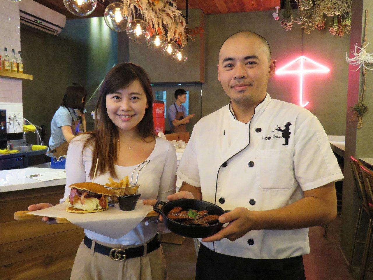 在東海商圈打響名號的樂丘廚房也進駐一中商圈的