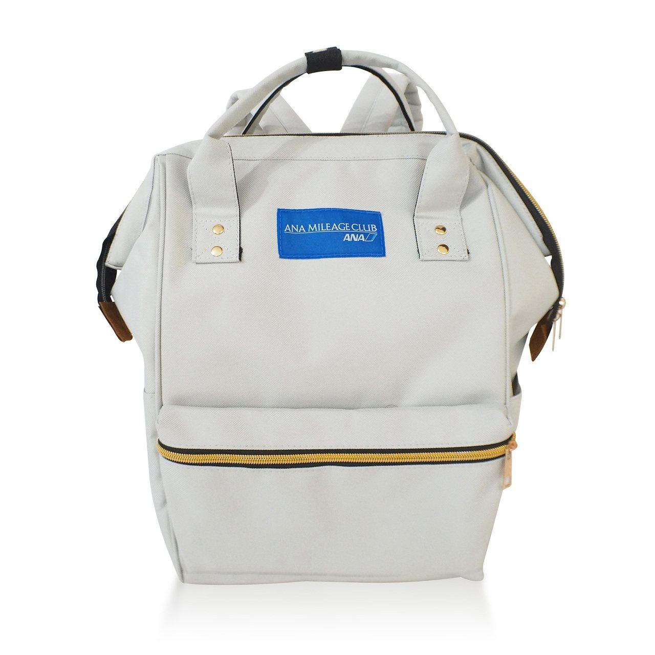 ANA針對會員推出大開口後背包的回娘家禮。圖/ANA提供