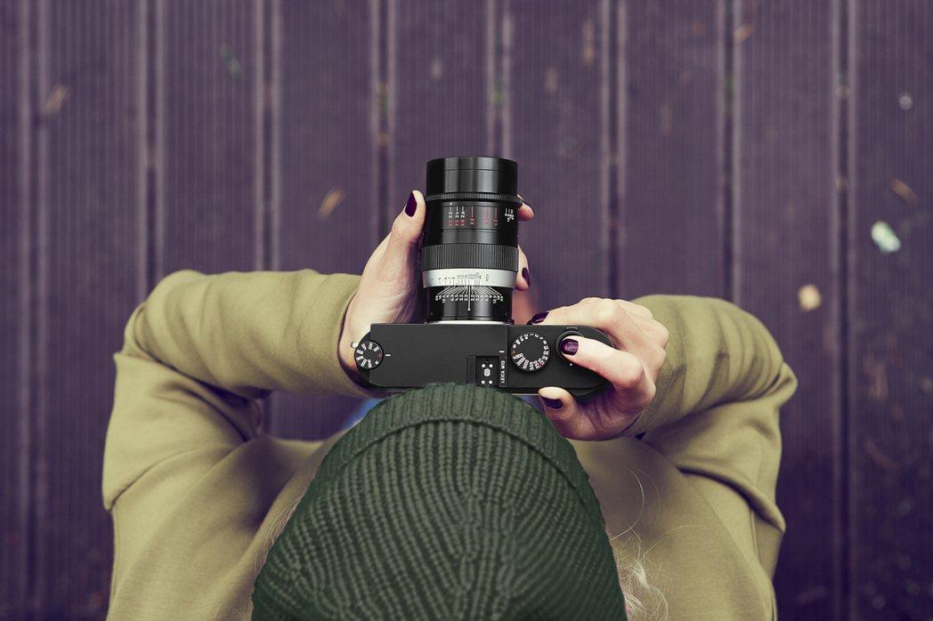 徠卡Thambar_M讓攝影師展現獨特美學。圖/徠卡相機提供