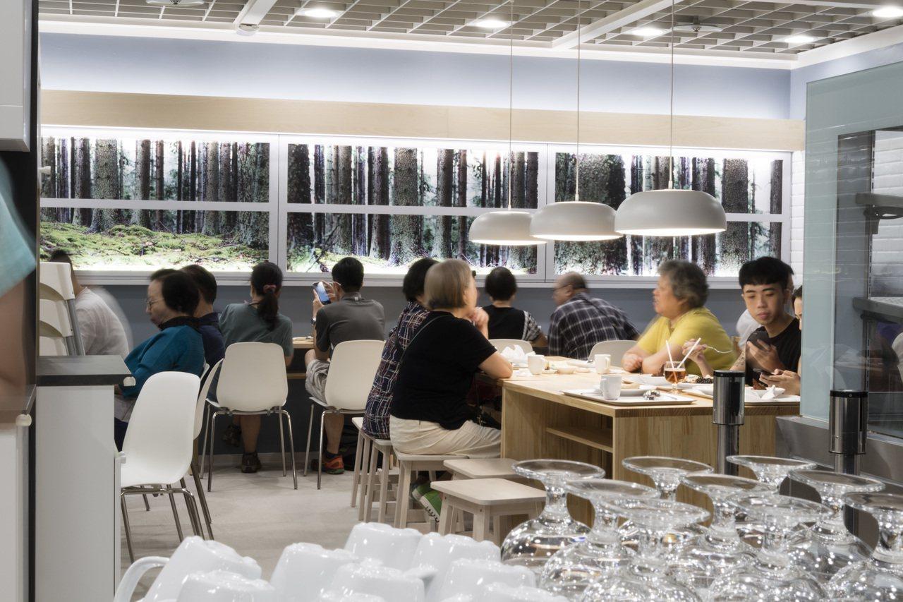 IKEA餐廳敦北店重新開幕。圖/IKEA提供