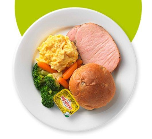銅板早餐,售價49元。圖/擷取自IKEA官網