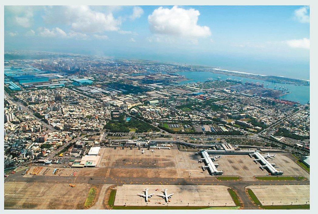 小港機場將擴建 完工得等10年