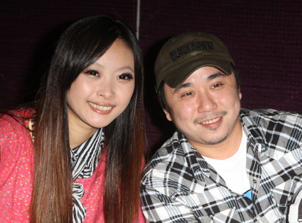 小彬彬(溫兆宇)(右)與分居的太太小君(陳羿君)(左)。 圖/聯合報系資料照