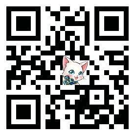 《白貓 Project》iOS、Android雙平台下載QR code。