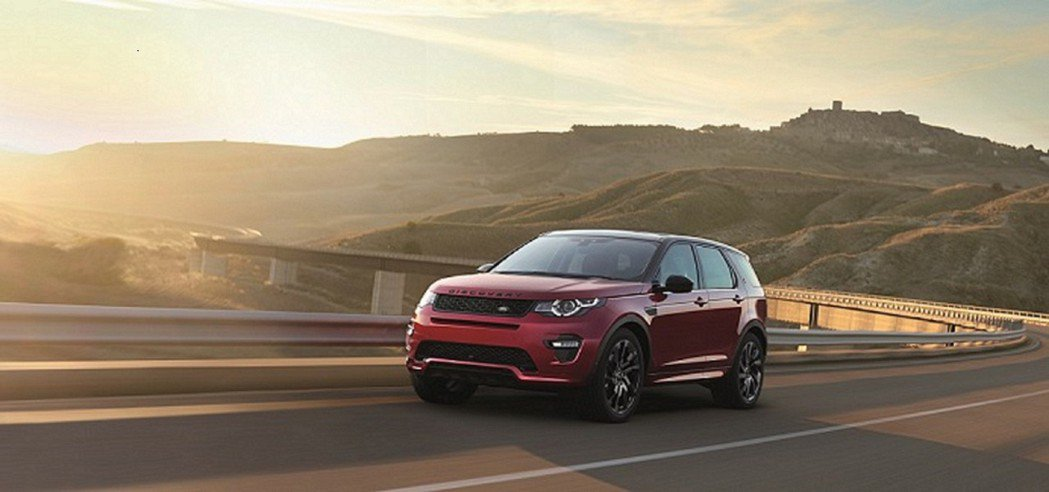 Discovery Sport。圖/九和汽車提供