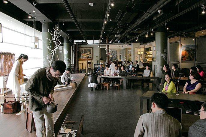 秋山堂致力於推廣茶文化,介紹優秀職人。 【圖・秋山堂】