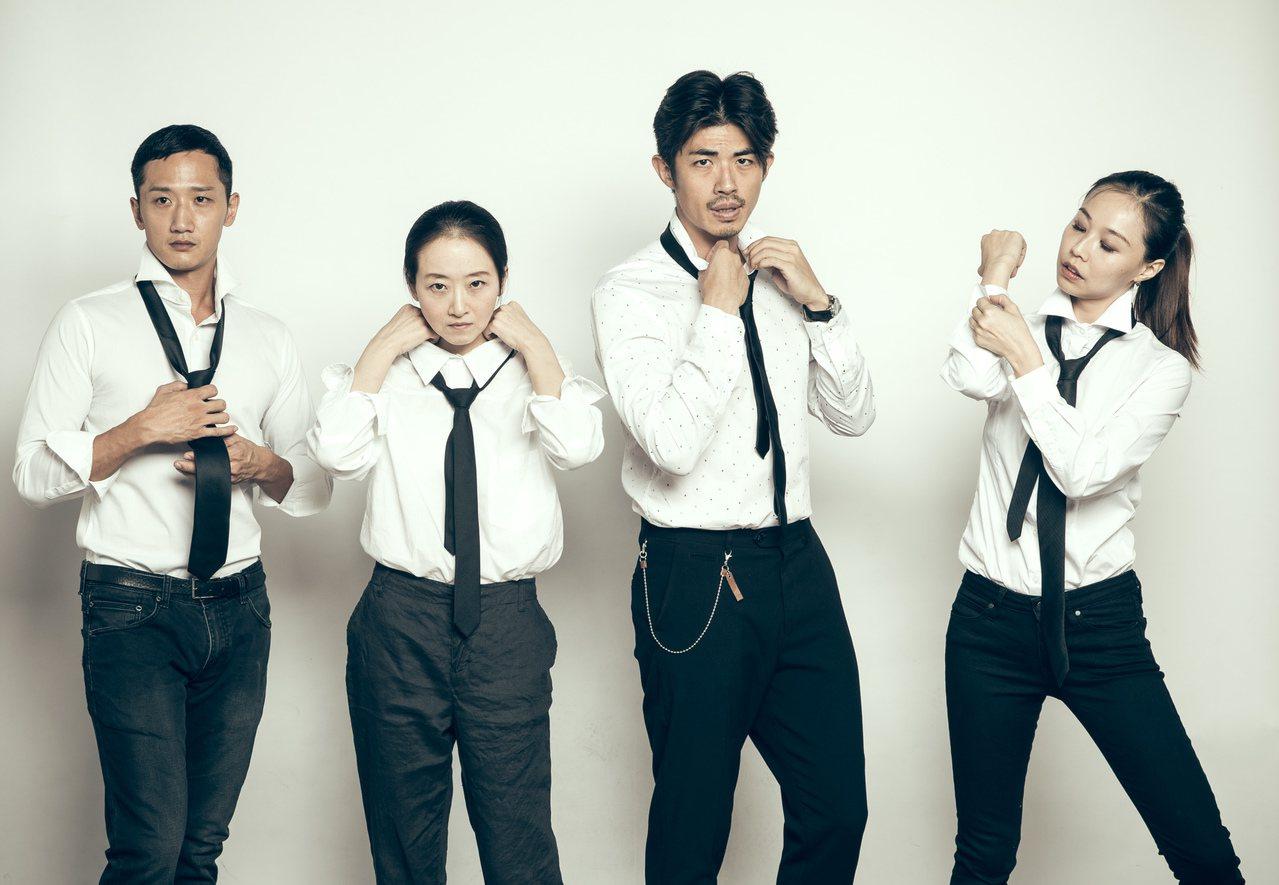 《未完待續》聯合演員高英軒、黃小貓、梁正群、梅若穎。 Terry Lin