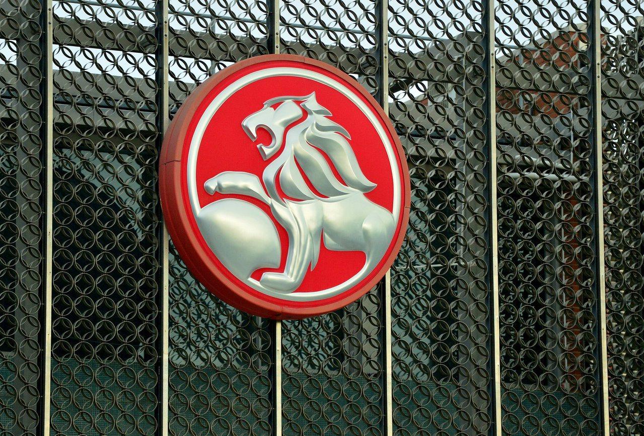 霍頓汽車logo。路透