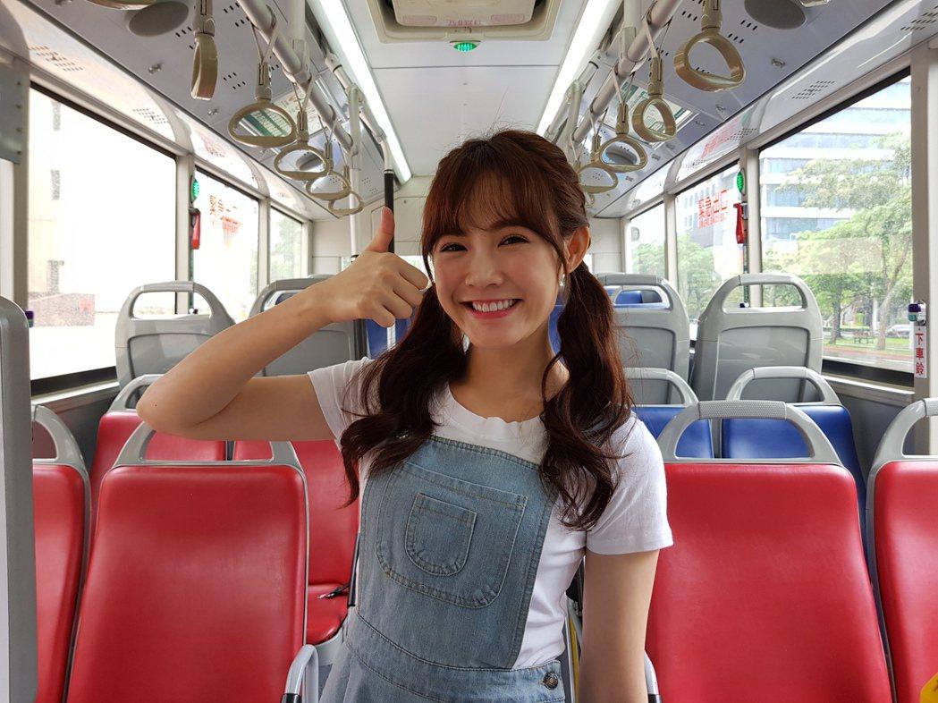 擔任「公車禮貌心運動」活動大使的藝人吳心緹分享,她的父親也是退休公車駕駛,因此能...