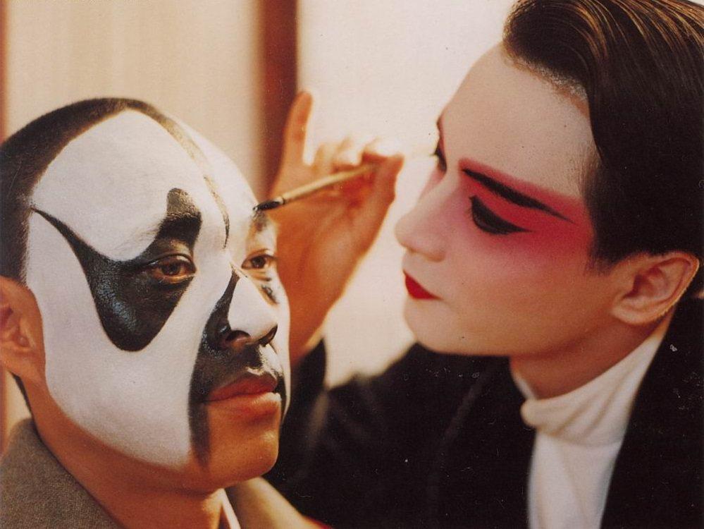 張國榮主演的「霸王別姬」將在金馬影展重映。圖/金馬執委會提供