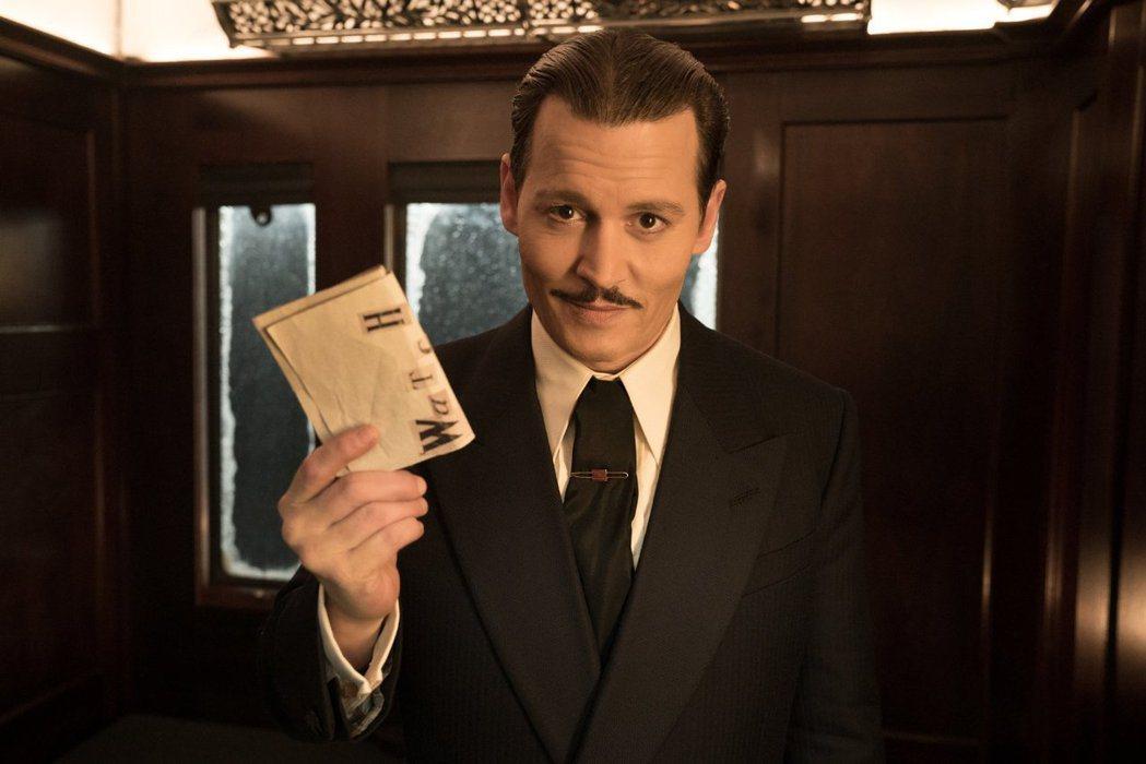 強尼戴普也是投資報酬率很低的男星。圖/摘自imdb