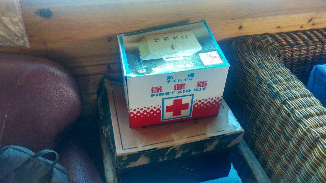 桃園市觀旅局近日調查露營地,了解場內急救箱等設施現況。 圖/桃市觀旅局提供