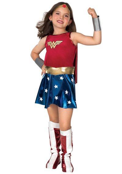 女超人成為新州今年最受歡迎萬聖節角色。(取自halloweencostumes....
