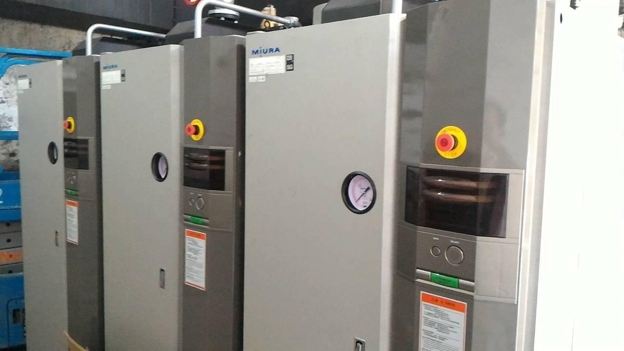 北市環保局表示,業者過去的鍋爐設施大多使用價格較低廉、俗稱重油的低硫燃油,產生汙...