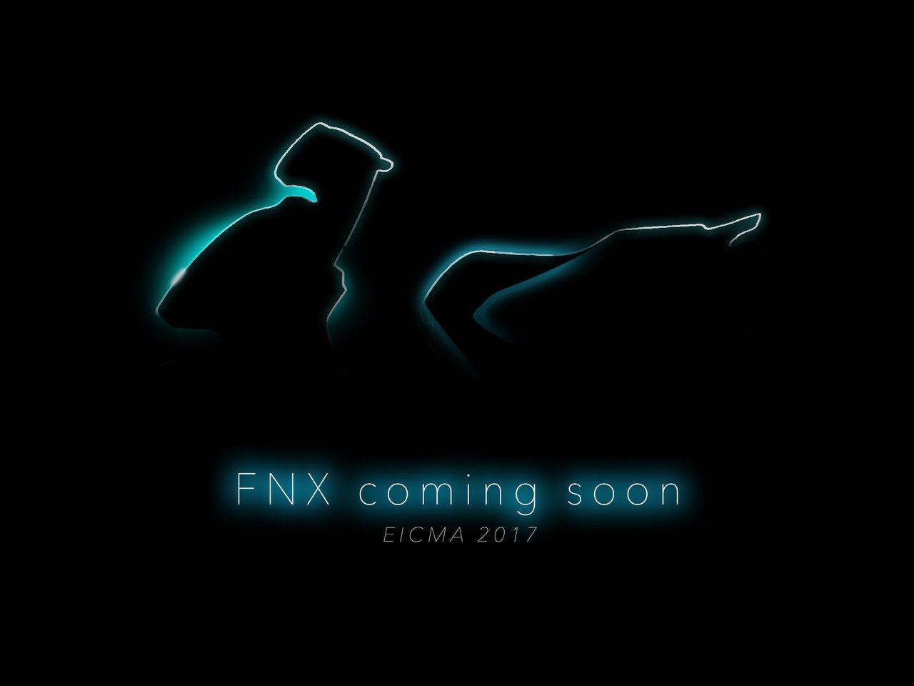 SYM 概念車FNX。圖/SYM提供