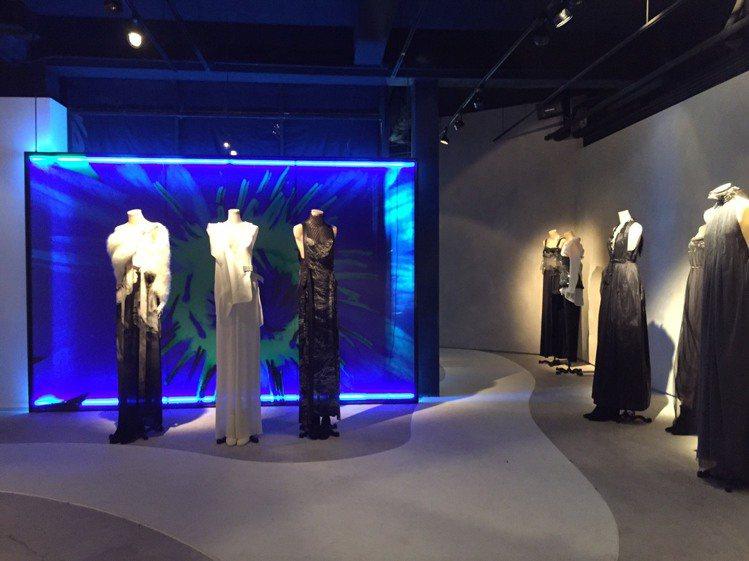 JAMEI CHEN 30周年靜態展將展至12月底止。圖/記者楊詩涵攝影