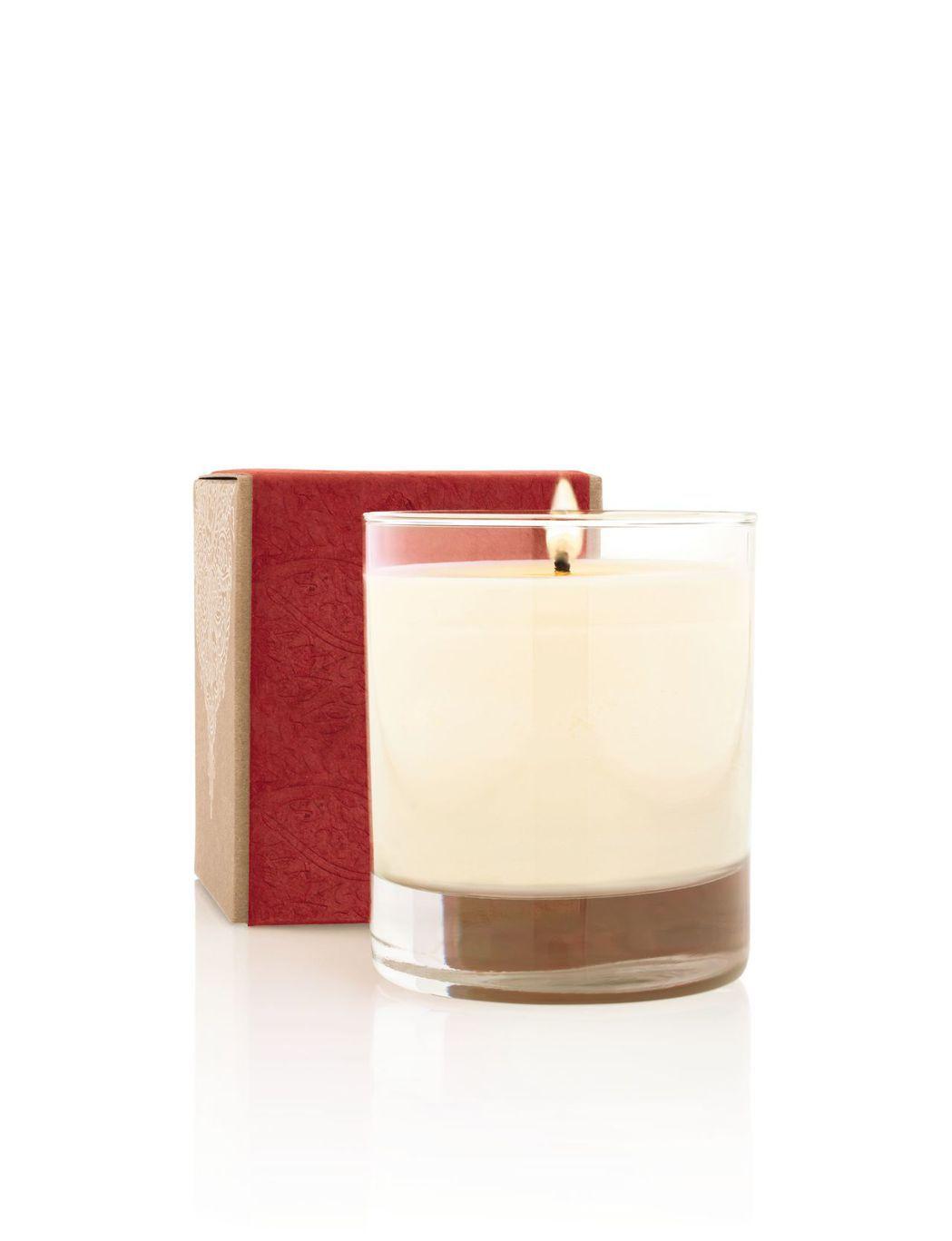 AVEDA佳節限定純香蠟燭「Candrima 暖」,售價1,680元。圖/AVE...