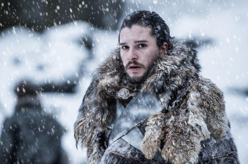粉絲推測瓊恩雪諾會活到「冰與火之歌:權力遊戲」最後一集。圖/HBO提供