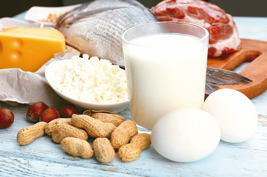 日常飲食中,蛋白質食物是不可或缺的,蛋白質是人體必備的營養來源。 圖/元氣周報