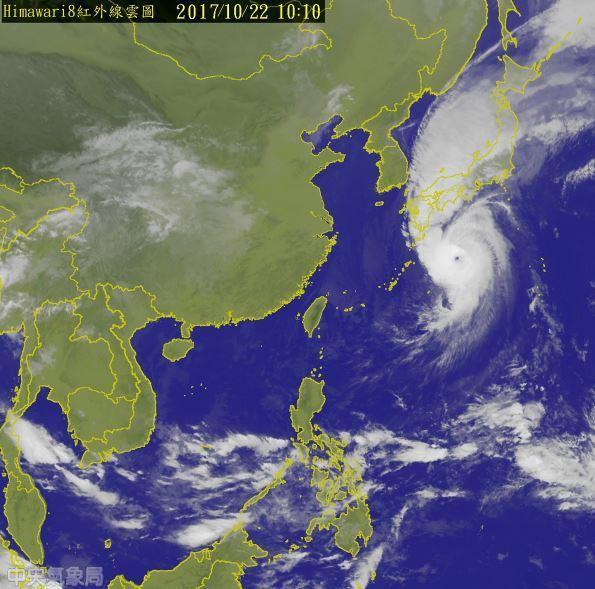 氣象專家吳德榮表示,22、23日兩天,水氣減少,天氣轉乾,僅北海岸、北部山區有零...