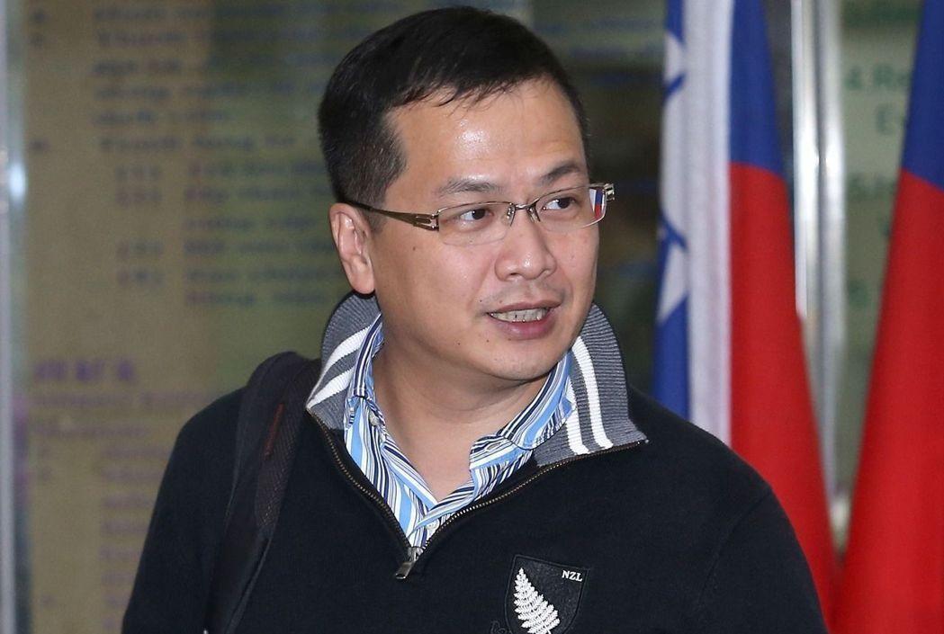 前總統府副秘書長羅智強。圖/聯合報系資料照片