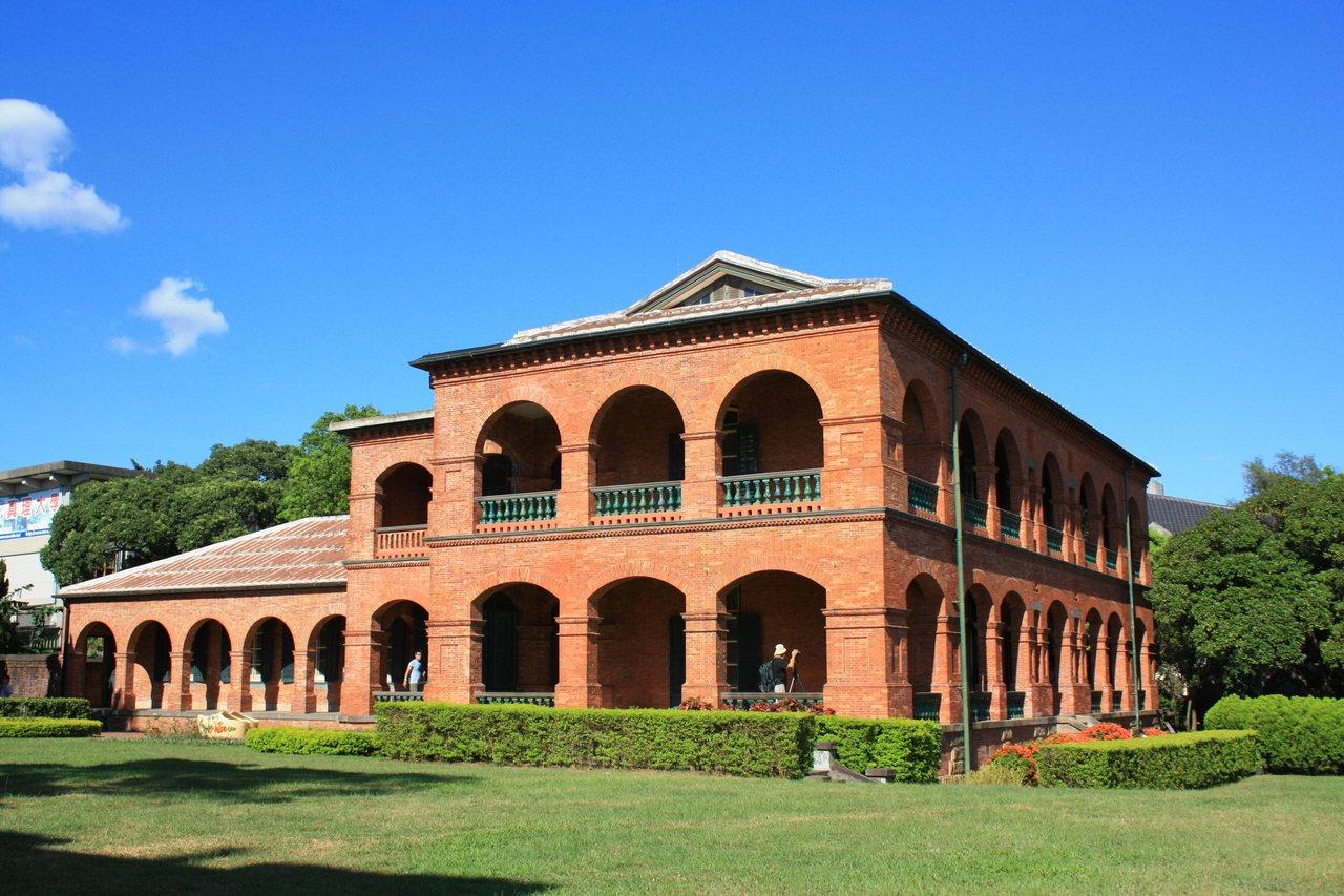 英國領事費德史東對於能在臺灣服務感到十分幸運。圖/淡水古蹟博物館提供