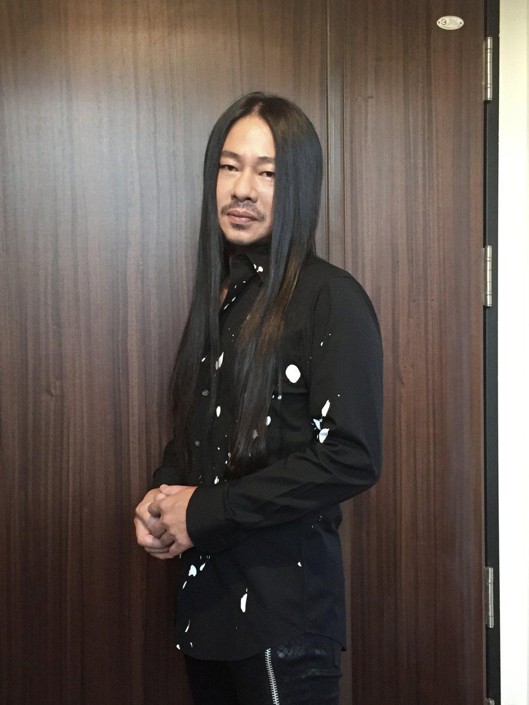 乱彈阿翔擔任全運會開幕典禮表演。圖/相信音樂提供