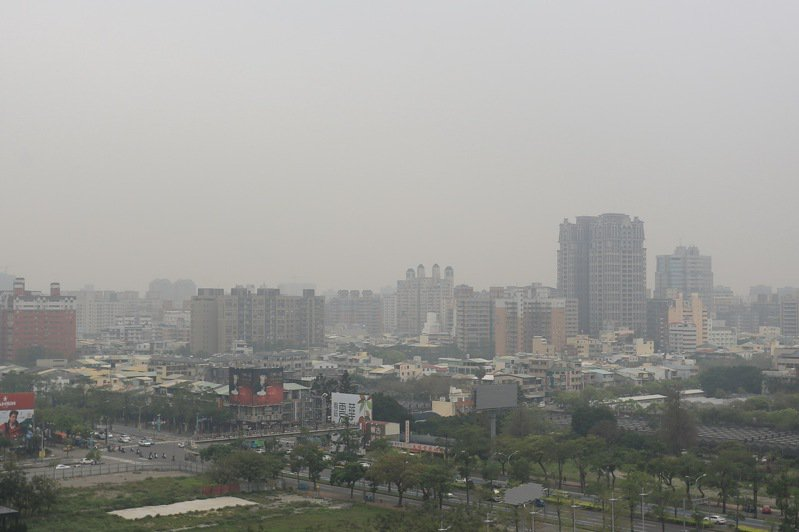 空汙霾害最要命 這2個時段最危險