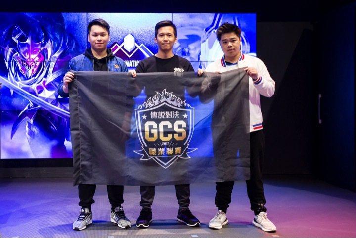 SMG 與 S.T 代表接受 Garena 官方授旗,即將前往韓國首爾力拚 AI...