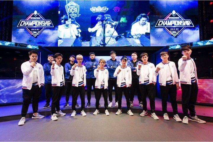 台港澳代表隊選拔賽由 S.T 奮戰 4 場後浴血出線,即將與 SMG 攜手前進韓...