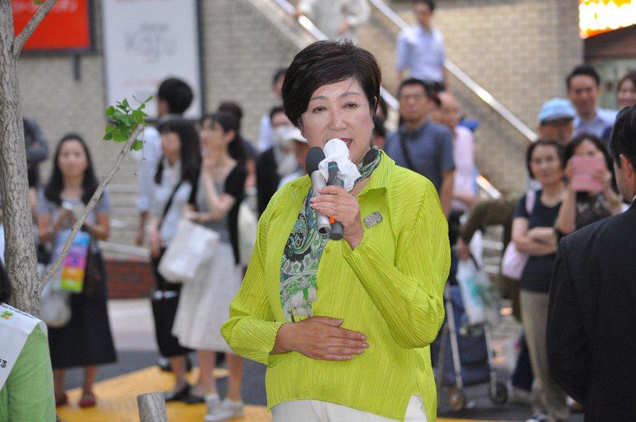 日本國會改選 女性參政率仍低迷