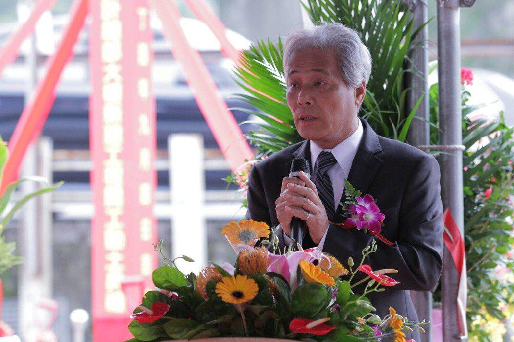 三陽工業董事長吳清源主持浩漢設計新總部大樓開工動土典禮