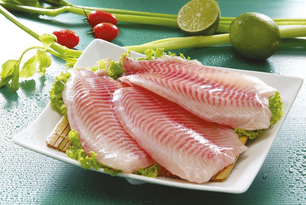 鯛魚片。圖/大潤發提供