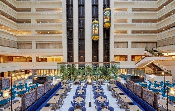 王朝大酒店SUNNY BUFFET即將在11月1日正式開張,慶祝開幕祭出同名優惠...