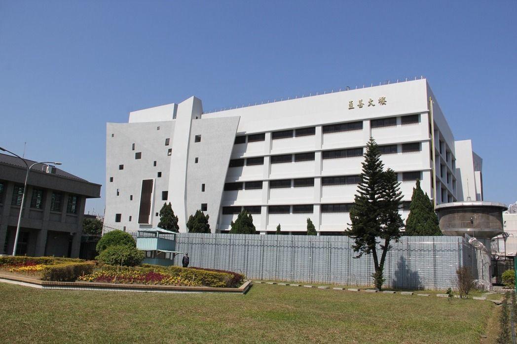 台北監獄舍房。圖/報系資料照片