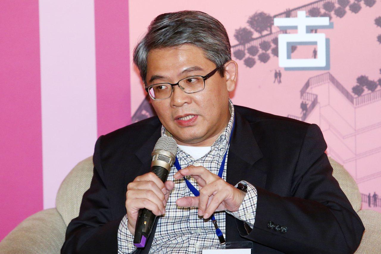 台北市政府舉辦居住正義論壇討論「河川區容積移轉」及「古蹟容積移轉」議題,內政部次...